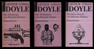 Arthur Conan Doyle - Sämtliche Sherlock Holmes Erzählungen Die Ab