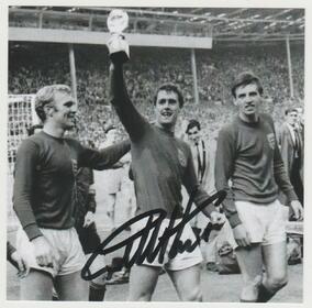 Geoffrey Hurst Fußball WM 1966