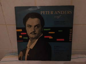 Peter Anders singt - Die Entführung aus dem Serail