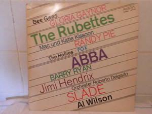 Bee Gees, Gloria Gaynor, The Rubettes, Mac und Katie Kisson