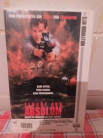 Videokassette: Flucht aus Absolom