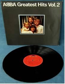 ABBA : Greatest Hits Vol. 2