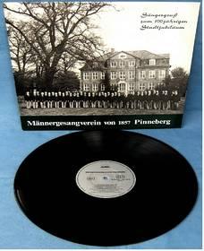 Männergesangverein Pinneberg – Sängergruß zum 100-jährigen