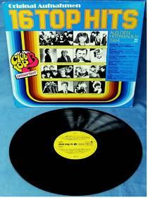 16 Top Hits aus den Hitparaden 1984 Mai Juni - Originalaufnahmen