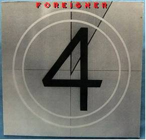 Foreigner – 4 - Atlantic – ATL 50796