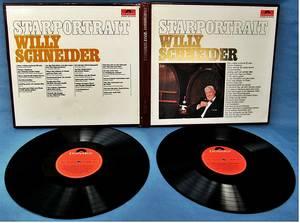 2 LP-Box - Willy Schneider – Starporträt