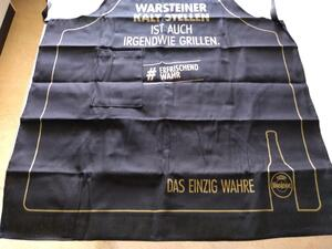 Grillschürze/Kochschürze von Warsteiner