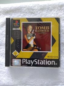 PS1 Spiel Tomb Raider II Starring Lara Croft