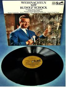 Weihnachten mit Rudolf Schock -  RIAS-Kammerchor, RIAS-Kinderchor