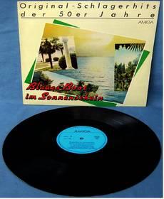 Blaues Boot im Sonnenschein - Original-Schlagerhits der 50er Jahr