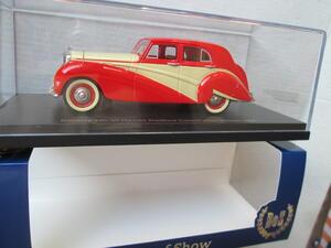 Bentley MK VI Harold Radford 1:43 von Bos