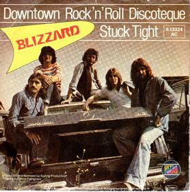 Blizzard - Downtown Rock'n'Roll Discoteque