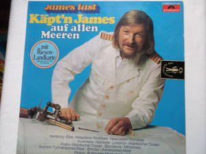 James Last - Käpt'n James auf allen Meeren