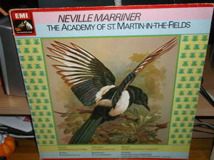 The Academy of St.Martin-in-the Fields - Neville Marriner