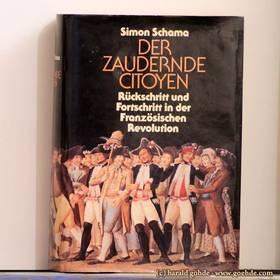 Simon Schama - Der zaudernde Citoyen