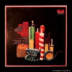 Various Artists - Wir sitzen auf dem Pulverfass - Vinyl