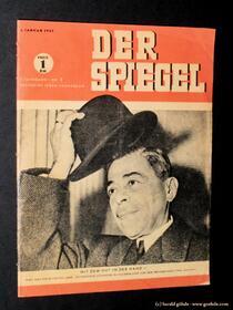 Rudolf Augstein - Der Spiegel