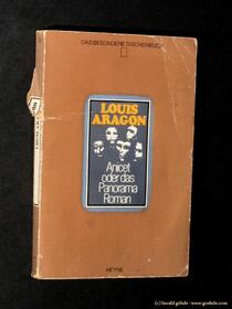 Louis Aragon - Anicet oder das Panorama