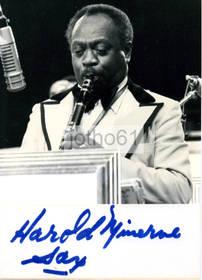Harold Minerve