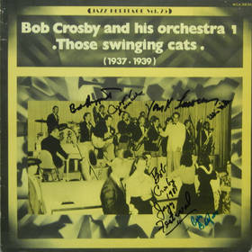 Those swinging cats (1937 - 1939)