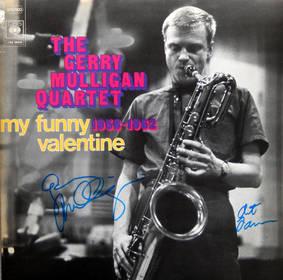My funny valentine 1958 - 1962