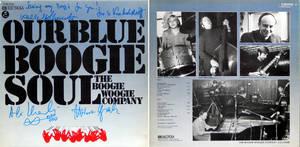 Our Blue Boogie Soul