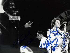 Jimmy Witherspoon / Clark Terry / Frank Foster