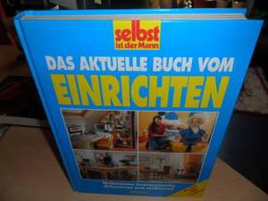 Das aktuelle Buch vom Einrichten Wohnräume