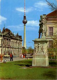 Berlin - Hauptstadt der DDR - Museum für Deutsche Geschichte  (un