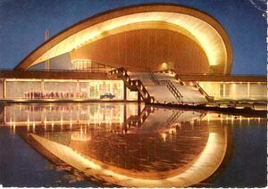 Berlin - Kongreßhalle