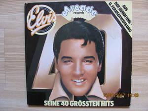 Elvis Presley – Seine 40 Grössten Hits
