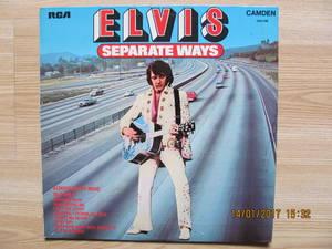 Elvis – Separate Ways