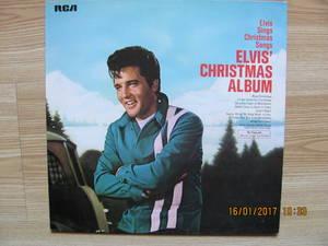 Elvis Presley – Elvis sings Christmas Songs