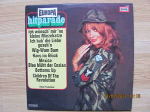 Orchester Udo Reichel, The Hiltonaires – Europa Hitparade 2