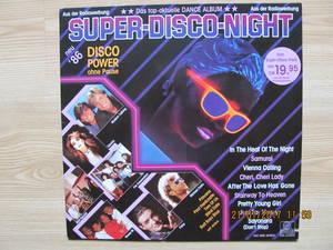 Super Disco Night (Disco Power Ohne Pause)