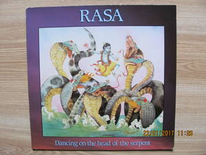 Rasa – Dancing On The Head Of The Serpent