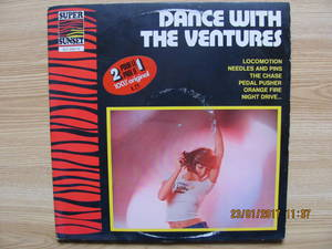 The Ventures ‎– Dance With The Ventures