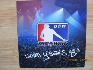 DJs @ Work – Some Years Ago