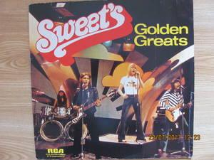 Sweet – Sweet's Golden Greats