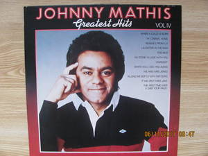 Johnny Mathis – Greatest Hits (Vol IV)