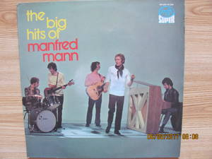Manfred Mann – The Big Hits Of Manfred Mann