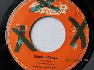 Hazy Osterwald Sextett – Kriminal Tango