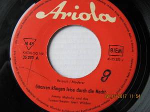 Gitarren Klingen Leise Durch Die Nacht / Addio, Mein Blondes Mäde