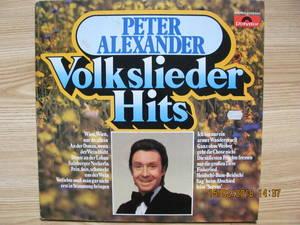 Peter Alexander – Volkslieder Hits