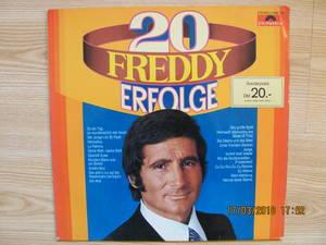 Freddy Quinn – 20 Freddy Erfolge