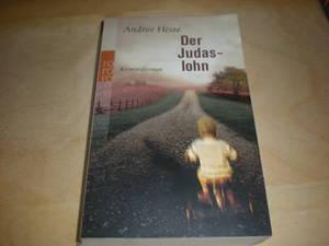 Andree Hesse: Der Judaslohn