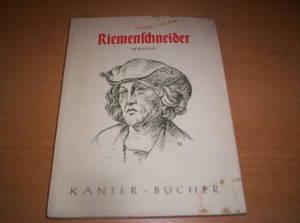 Kanter Bücher: Till Riemenschneider