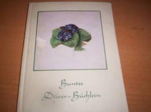 Bruckmanns-Reihe: Buntes Dürer-Büchlein