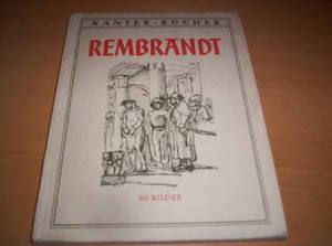 Kanter Bücher: Rembrandt