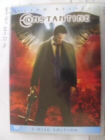 DVD Constantine (Special 2 Discs Edition) - WIE NEU! KULT!
